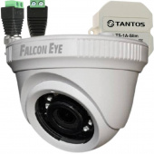 Видеокамера HD Falcon Eye FE-MHD-DP2E-20 + БП + BNC-PW (2мп)